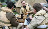 Click for a larger image - The RAF at War team - Photo courtesy of RAF at War